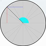 Unit Circle Applet image